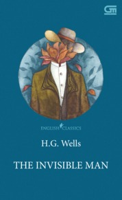English Classics: The Invisible Man by H.G. Wells Cover