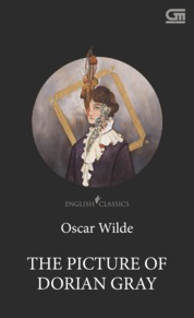 English Classics: The Picture of Dorian Gray by Oscar Wilde Cover