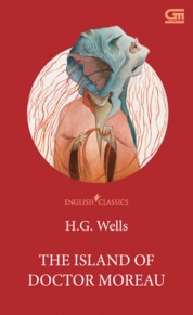 English Classics: The Island of Doctor Moreau by H.G. Wells Cover