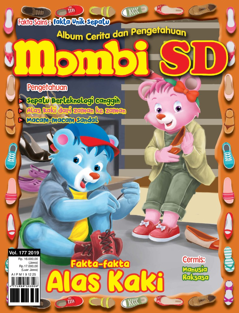 MOMBI SD Digital Magazine ED 177 December 2019