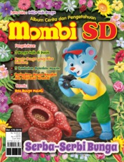 MOMBI SD Magazine Cover ED 176 November 2019