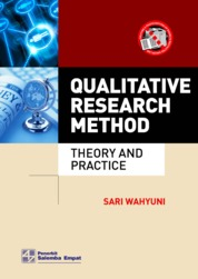 Cover Qualitative Research Method: Theory and Practice oleh Sari Wahyuni