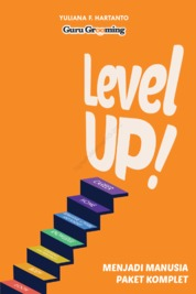 Level Up! by Yuliana F. Hartanto Cover