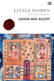 Classics: Gadis-Gadis March (Little Women) by Louisa May Alcott Cover