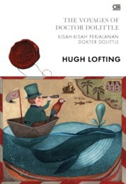 Cover Classics: Kisah Perjalanan Dokter Dolittle (The Voyages of Doctor Dolittle) oleh Hugh Lofting