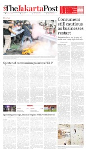 The Jakarta Post Cover 09 July 2020