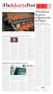 The Jakarta Post Cover 10 July 2020