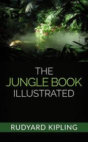 The Jungle Book (Rudyard Kipling) by Rudyard Kipling Cover