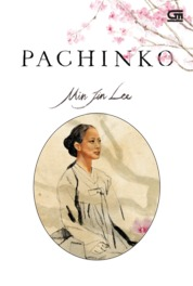Pachinko by Min Jin Lee Cover