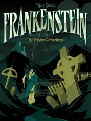 Frankenstein (Qasim Idrees) by Antonio Soria Cover