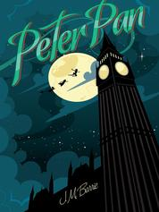 Peter Pan (Qasim Idrees) by J. M. Barrie Cover