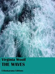 The Waves by Virginia Woolf Cover