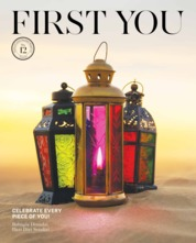 FIRST YOU Magazine Cover ED 12 May 2020