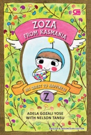 Zoza from Kasmania by Adela Gozali Yose with Nelson Tansu Cover