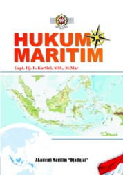 Hukum Maritim by Capt. Hj. E. Kartini, MM., M.Mar. Cover