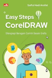 Easy Steps CorelDraw by Saiful Hadi Arofat Cover