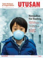 Cover Majalah UTUSAN ED 04 April 2020