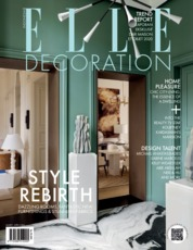Cover Majalah Elle Decoration Indonesia ED 01 Maret 2020