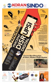 Koran Sindo Cover 09 July 2020