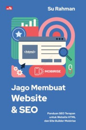 Jago Membuat Website dan SEO by Su Rahman Cover