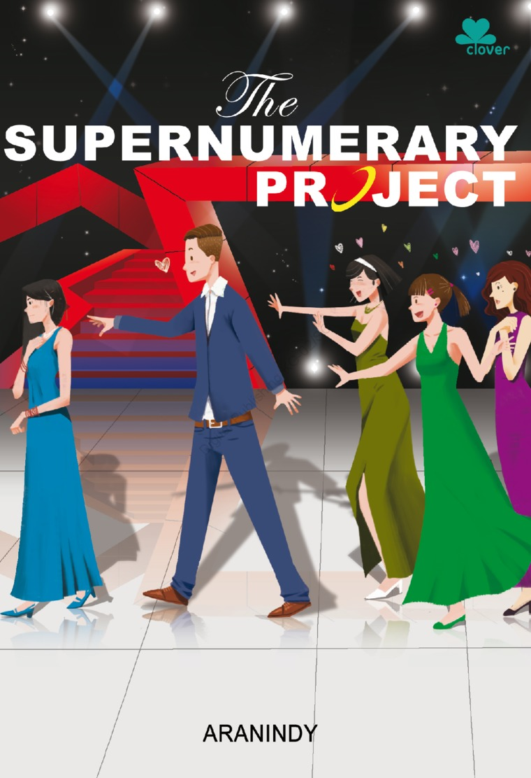 The Supernumerary Project by Aranindy Digital Book