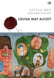 Cover Anak-anak Plumfield (Little Men) oleh Louisa May Alcott
