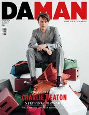 DAMAN Magazine Cover October–November 2017