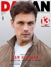 DAMAN / APR-JUL 2020 Magazine Cover July 2020
