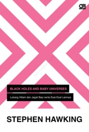 Cover Black Holes and Baby Universes (Cover Baru) oleh Stephen Hawking