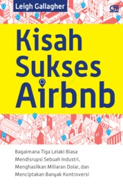 Kisah Sukses Airbnb by Leigh Gallagher Cover