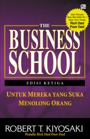 Rich Dad's The Business School (Ed. Revisi) by Robert T. Kiyosaki Cover
