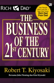 Rich Dad Business for the 21st Century by Robert T. Kiyosaki Cover