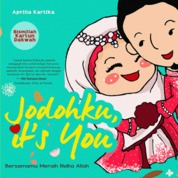 Cover Jodohku, It's You oleh Aprilia Kartika