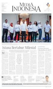 Media Indonesia Cover 22 November 2019