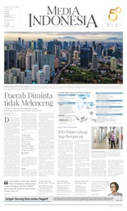 Cover Media Indonesia 02 April 2020