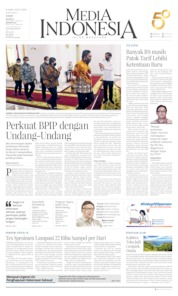 Media Indonesia Cover 09 July 2020