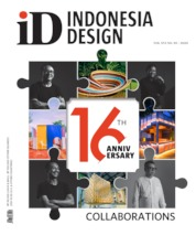 INDONESIA design Magazine Cover ED 95 February 2020