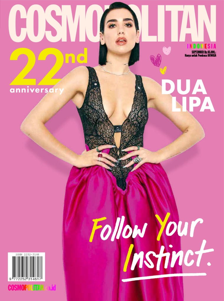Majalah Digital COSMOPOLITAN Indonesia September 2019