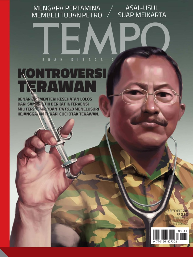 TEMPO ED 4553 Digital Magazine 02-08 December 2019