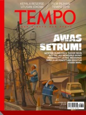 TEMPO ED 4555 Magazine Cover 16-22 December 2019