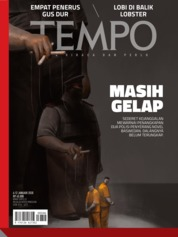 TEMPO ED 4558 Magazine Cover 06-12 January 2020