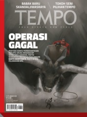 TEMPO ED 4559 Magazine Cover 13-19 January 2020