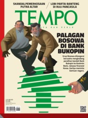 TEMPO ED 4582 / 22-28 JUN 2020 Magazine Cover ED 4582 22-28 June 2020