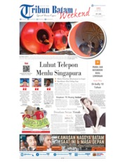 Tribun Batam Cover 04 July 2020
