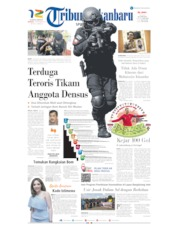 Cover Tribun Pekanbaru 17 November 2019