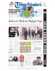 Tribun Pekanbaru Cover 02 July 2020