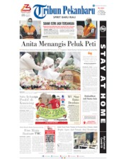 Tribun Pekanbaru Cover 04 July 2020