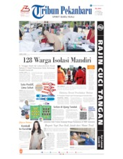 Tribun Pekanbaru Cover 05 July 2020