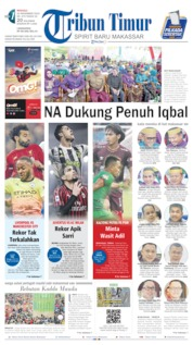 Tribun Timur Cover 10 November 2019