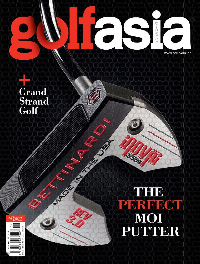 Golf asia Digital Magazine April 2016
